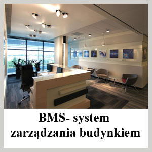 BMS system zarządzania budynkiem